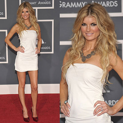 Marisa Miller at 2010 Grammy Awards