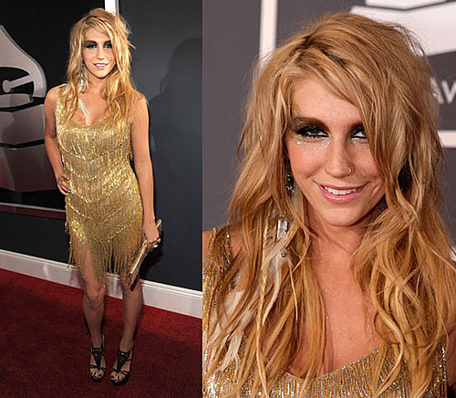 Ke$ha at 2010 Grammy Awards