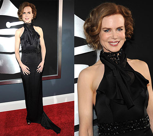 Nicole Kidman at the 2010 Grammy Awards 2010-01-31 17:26:19