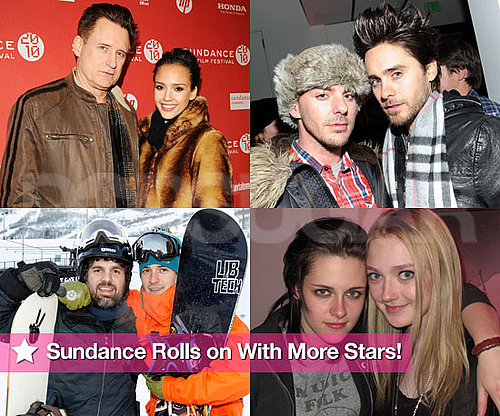 Slideshow of Photos From 2010 Sundance Including Jared Leto, Kristen Stewart, Michelle Williams, Ryan Gosling, Orlando Bloom