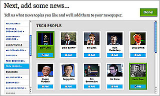 Make a Custom Newspaper With NewsCred