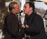 2004's show saw a Sting and Dave Matthews collaboration.