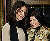 Slide Photo of Katie Holmes and Fergie at The Romantics Dinner in Park City