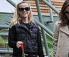 Slide Photo of Reese Witherspoon Getting Coffee With Friend