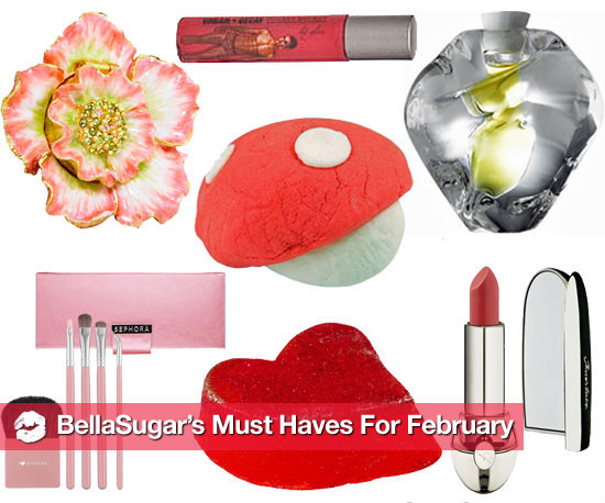 Bella&#039;s February Must Haves