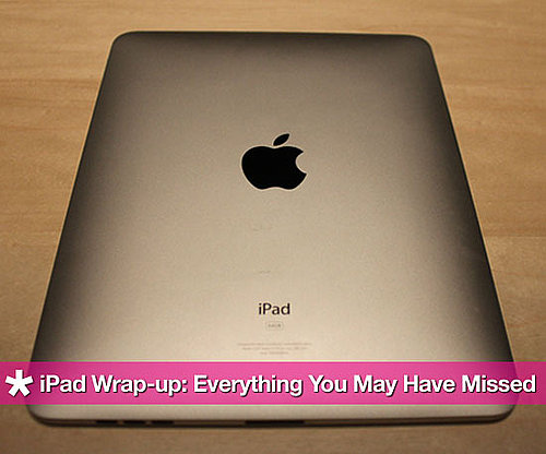 Apple iPad News Wrap-Up