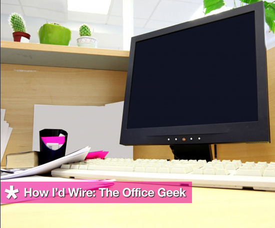 How I'd Wire the Office Geek