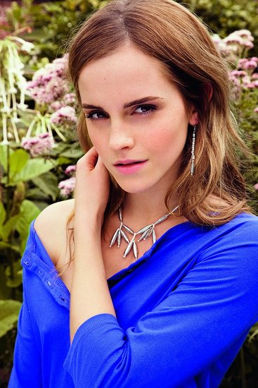 Photos of Emma Watson for People Tree Look Book 2010-01-31 16:01:00