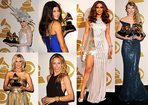 Photos From the 2010 Grammy Awards Press Room 2010-02-01 07:45:00