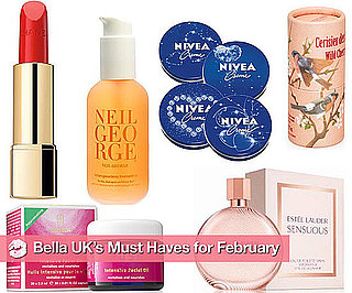 Must Have Beauty Products for February