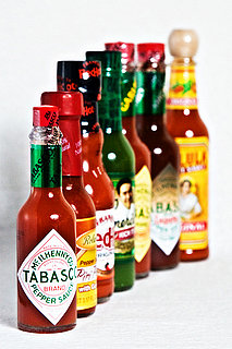 Let's Dish: What's Your Preferred Brand of Hot Sauce?