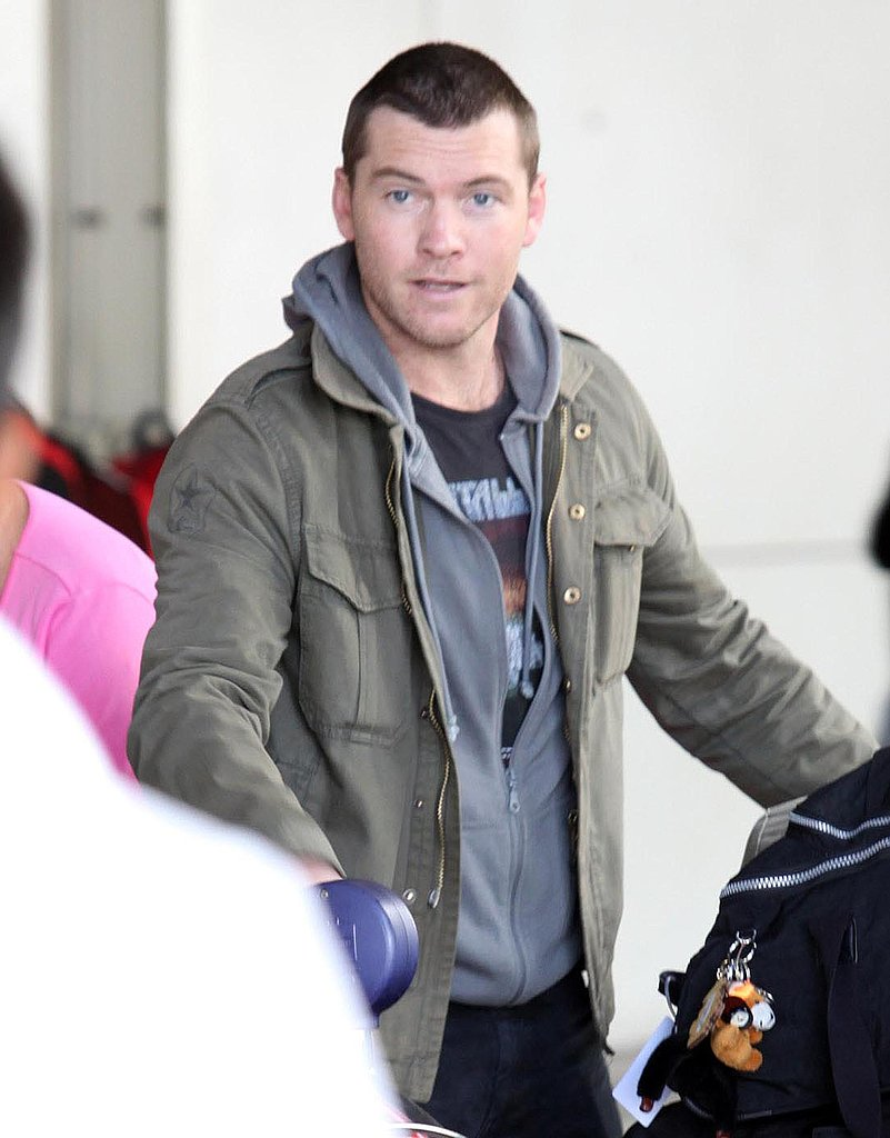 Sam Worthington Photos