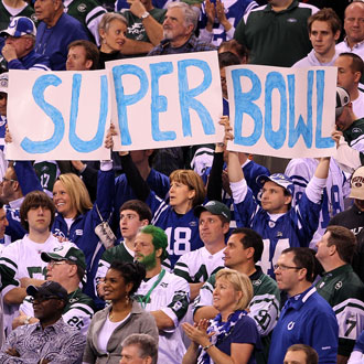 Guess How Much: Super Bowl Spending and Stats