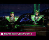 How I'd Wire Conan O'Brien
