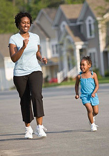 Battle of the Baby Weight: Working Out With Your Kids!