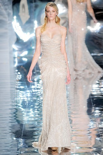 Gorgeous!! Elie Saab Spring Haute Couture 2010 Runway Collection