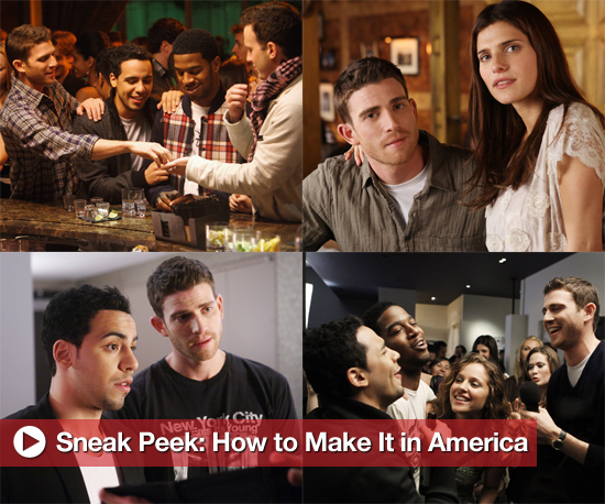 Sneak Peek: HBO's How to Make It in America