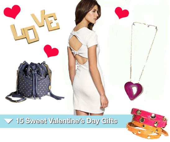 15 Sweet Valentine's Day Gifts