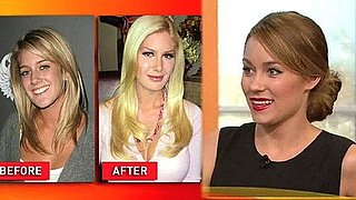 Lauren Conrad Comments on Heidi Montag's Plastic Surgeries 2010-02-03 10:09:14
