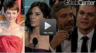 PopSugar Rush CelebCenter: George, Anna, & the Big Oscar Matchups!