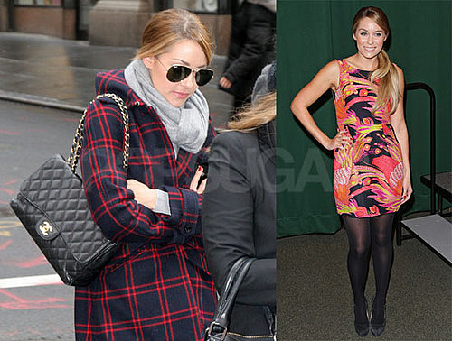 Photos of Lauren Conrad Shopping in NYC 2010-02-04 17:00:01