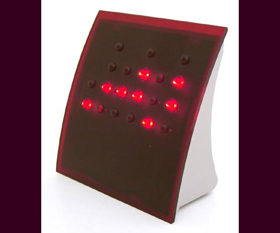 Red LED Binary Clock ($20)