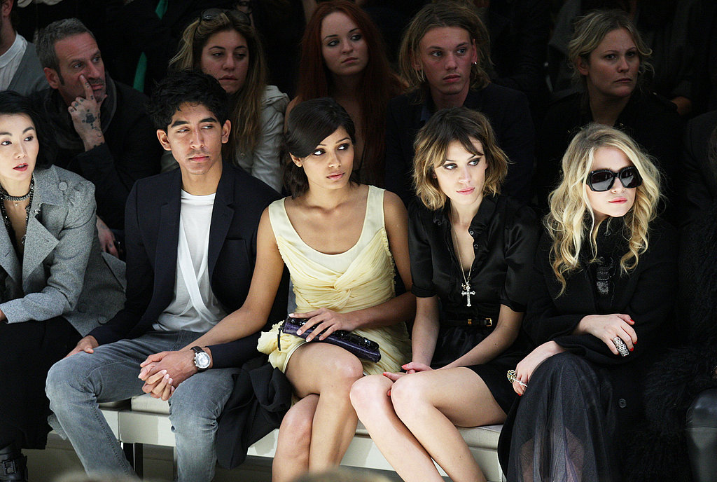 Top Celebrities Paid to Sit Front Row at Fashion Shows 2010-02-07 02:00:00