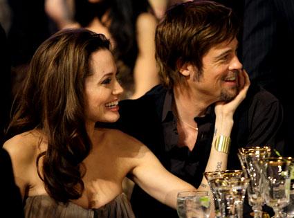 Angelina Jolie Brad Pitt's Date Night