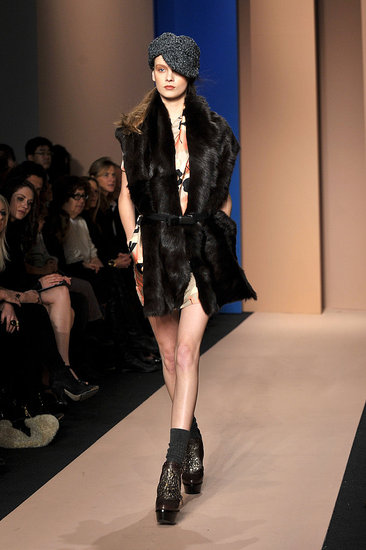 New York Fashion Week: DKNY Fall 2010