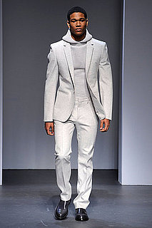New York Fashion Week: Calvin Klein Men's Collection Fall 2010