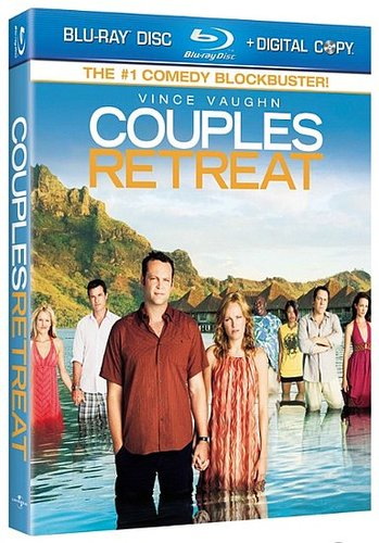 New DVD Releases For Feb. 9 Include Couples Retreat, The Time Traveler's Wife, and A Serious Man