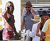 Jennifer Aniston Bikini Photos in Cabo With Gerard Butler