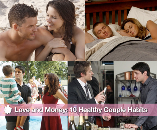 Healthy Couple Money Habits to Have