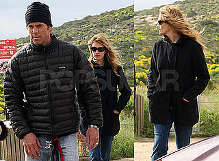 Photos of Julia Roberts and Danny Moder Talking a Hike Together in LA