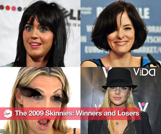 Hollywood&#039;s Worst and Best Skin
