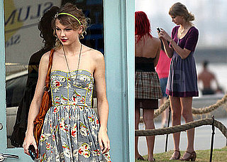 Photos of Taylor Swift Touring Around Melbourne With Friends