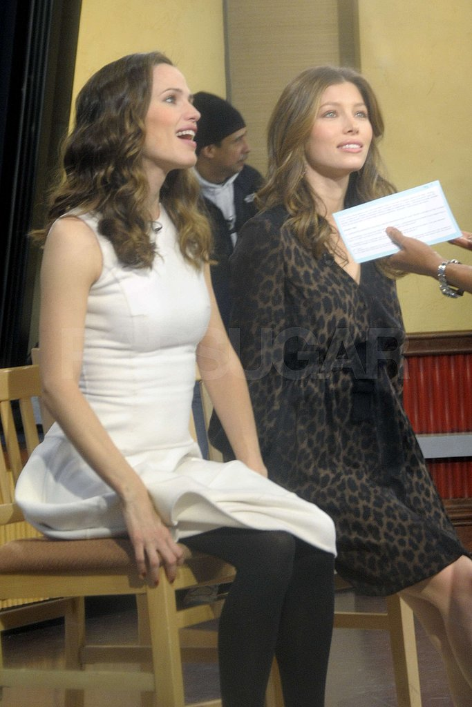 Photos of Jess and Jen