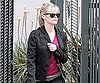 Slide Photo of Reese Witherspoon Leaving Office in LA