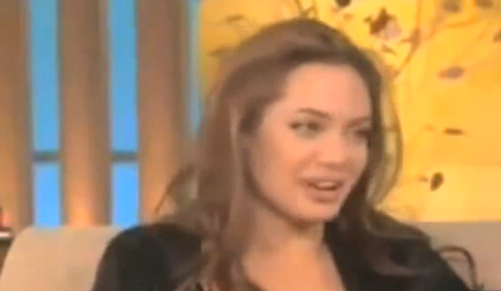 Flashback Friday: Angelina Talks Tattoos, Tabloids and Maddox on Ellen!