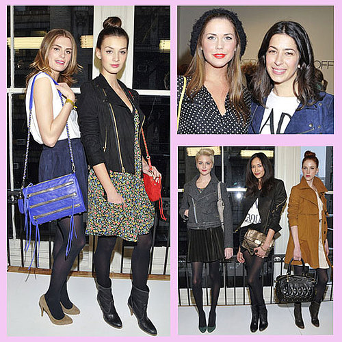 2010 Fall Rebecca Minkoff Fashion Presentation at New York Fashion Week