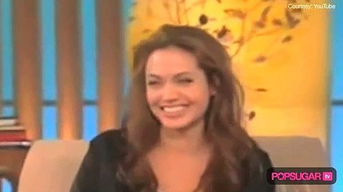 Video of Angelina Jolie