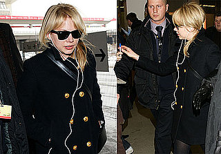 Photos of Michelle Williams Arriving in Berlin to Screen Shutter Island at the Berlin Film Festival