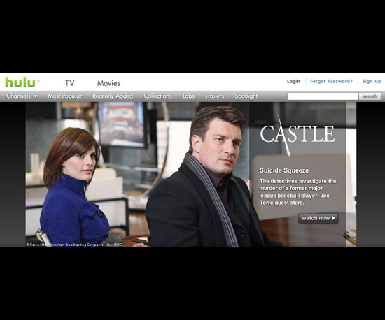 Hulu May Come To the iPad After All