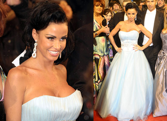 Photos of Katie Price at Vienna Opera Ball
