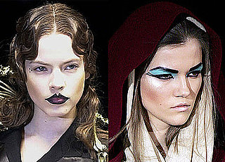 Alexander McQueen's Best Runway Beauty Moments