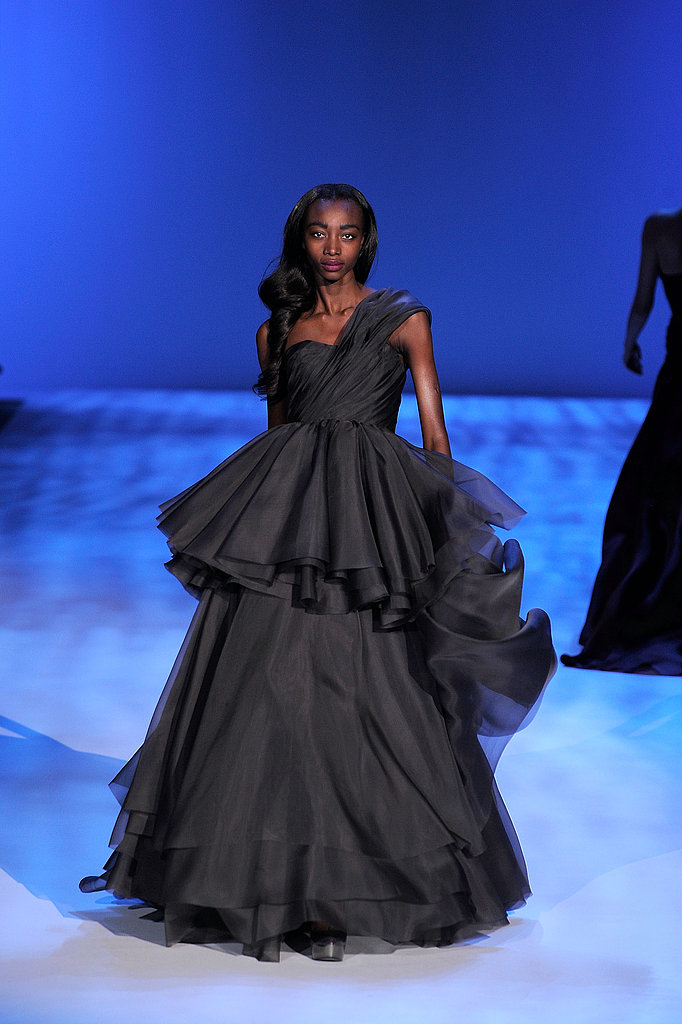 New York Fashion Week: Christian Siriano Fall 2010