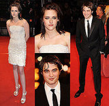 Photos of Robert Pattinson And Kristen Stewart at The 2010 BAFTA Awards