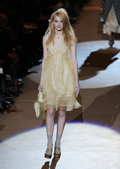 "Marc Jacobs on Fall 2010: ""It's Not About Fashion, It's About Style"""