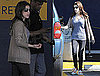 Photos of Oscar Nominee Anna Kendrick of Up in the Air Shopping at an Ikea in LA