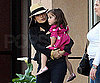 Slide Photo of Salma Hayek and Valentina Pinault in LA
